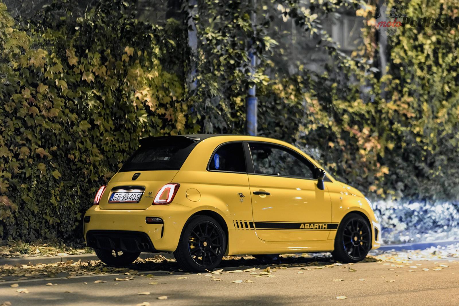 Abarth 595 c 5 Test: Abarth 500 595c Competizione   jak to możliwe?