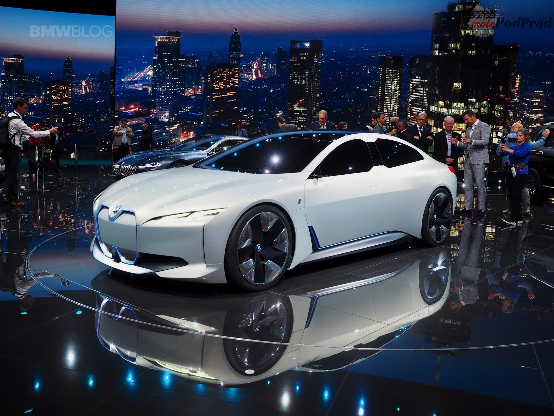 BMW i Vision Dynamics photos 01 Nadchodzi inwazja elektrycznych SUV ów BMW