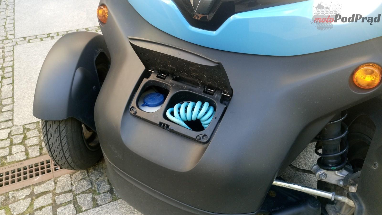 DSC 0635 1 Test:  Renault Twizy   7 dni w pralce na kółkach