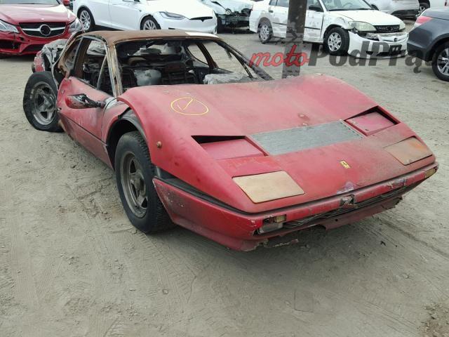 Ferrari 512 BB Fire Auction 1 Ferrari 512 BB za 40 tysięcy dolarów? Jest jeden problem...