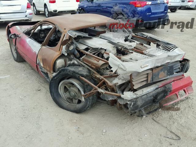 Ferrari 512 BB Fire Auction 3 Ferrari 512 BB za 40 tysięcy dolarów? Jest jeden problem...