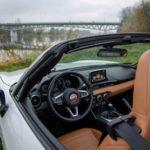 Fiat 124 10 150x150 Test: Fiat 124 Spider Lusso. Słoneczna Italia w pochmurną polską jesień?