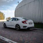 Honda Civic 1 150x150 Test: Honda Civic sedan 1.5 Turbo Elegance   reprezentacyjny kompakt
