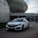 Honda Civic 2 150x150 Test: Honda Civic sedan 1.5 Turbo Elegance   reprezentacyjny kompakt