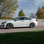 Honda Civic 3 150x150 Test: Honda Civic sedan 1.5 Turbo Elegance   reprezentacyjny kompakt