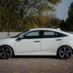 Honda Civic 4 150x150 Test: Honda Civic sedan 1.5 Turbo Elegance   reprezentacyjny kompakt