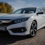 Honda Civic 5 150x150 Test: Honda Civic sedan 1.5 Turbo Elegance   reprezentacyjny kompakt
