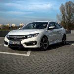 Honda Civic 8 150x150 Test: Honda Civic sedan 1.5 Turbo Elegance   reprezentacyjny kompakt