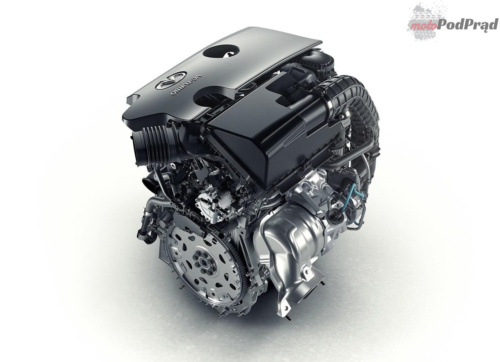 Infiniti QX50 2019 1600 03 Infiniti QX50   designerski SUV z niezwykłym napędem