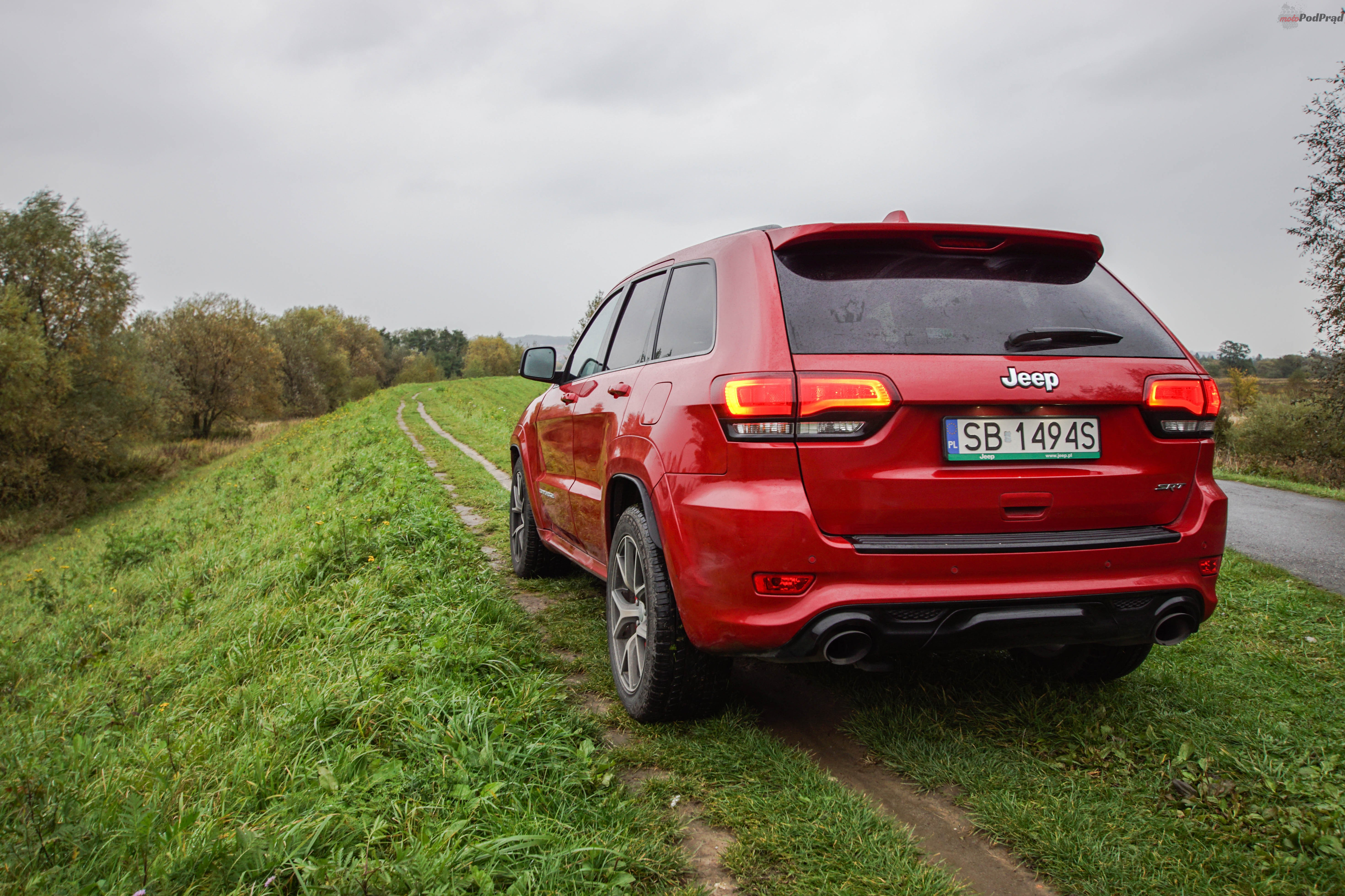 Jeep Grand Cherokee SRT 10 Test: Jeep Grand Cherokee SRT   to już nie wróci