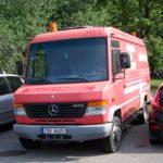 Merdedes Benz 814 D 150x150 Zobacz samochody Kancelarii Prezydenta