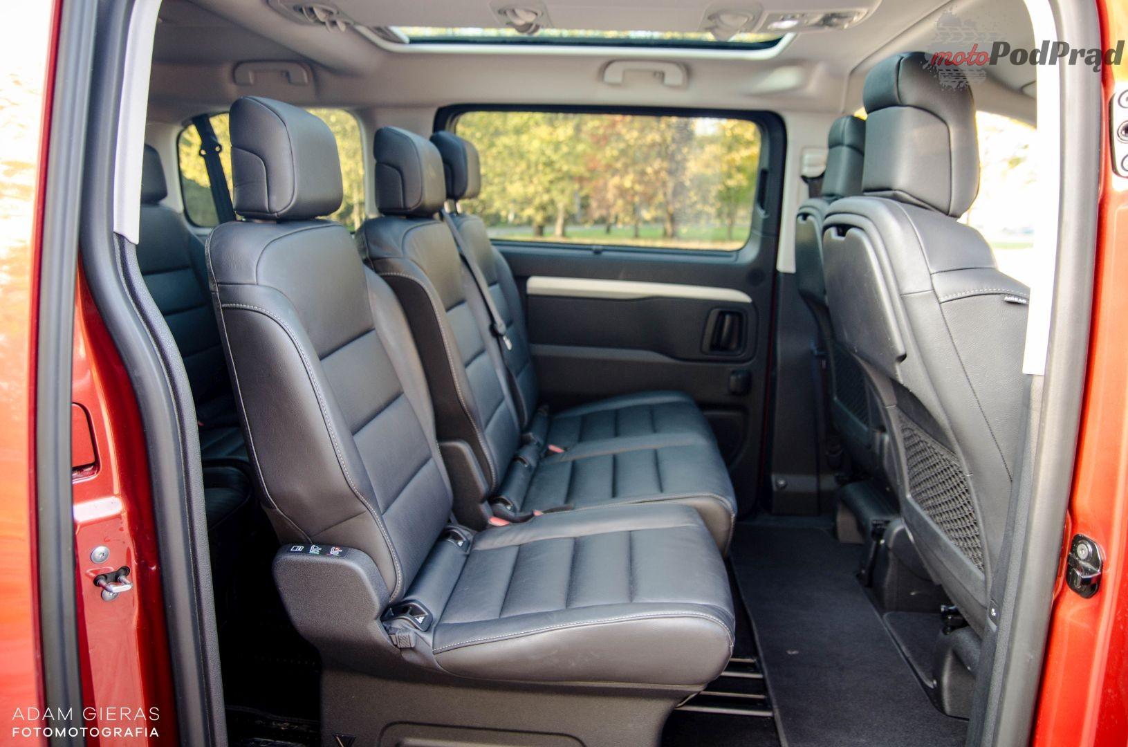Peugeot Traveller 17 Test: Peugeot Traveller 2.0 BlueHDi Allure   na koniec świata i jeszcze dalej?