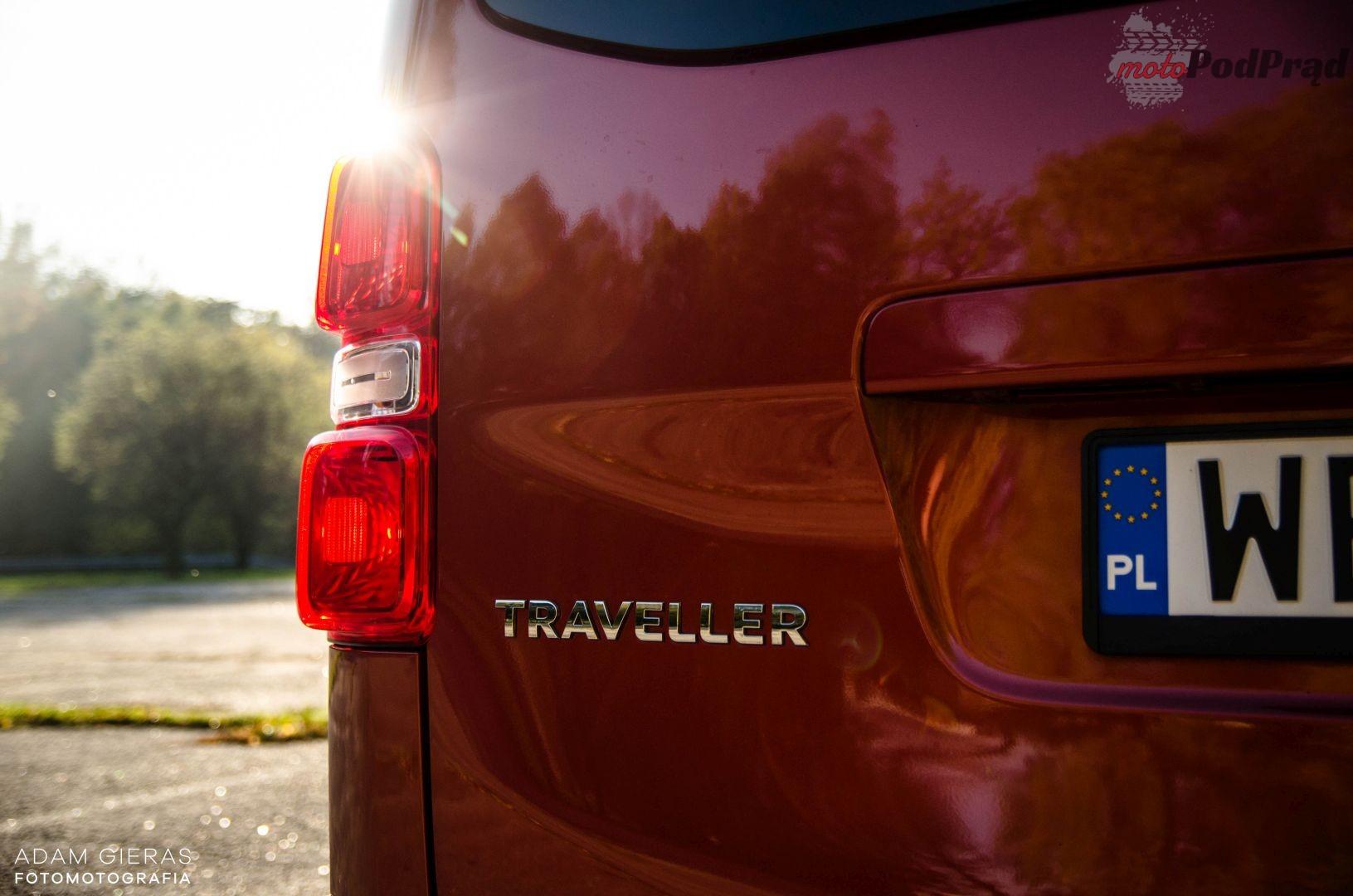 Peugeot Traveller 8 Test: Peugeot Traveller 2.0 BlueHDi Allure   na koniec świata i jeszcze dalej?