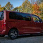 Peugeot Traveller 9 150x150 Test: Peugeot Traveller 2.0 BlueHDi Allure   na koniec świata i jeszcze dalej?
