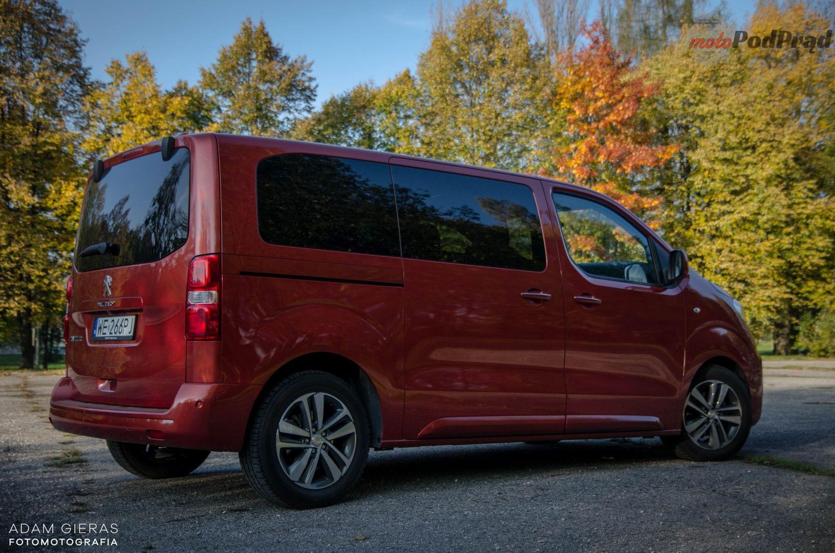 Peugeot Traveller 9 Test: Peugeot Traveller 2.0 BlueHDi Allure   na koniec świata i jeszcze dalej?