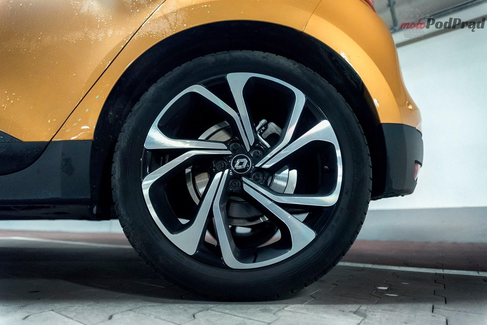 Renault Scenic 4 Test: Renault Scenic 1.2 TCe 130 KM   jesienne przymrozki