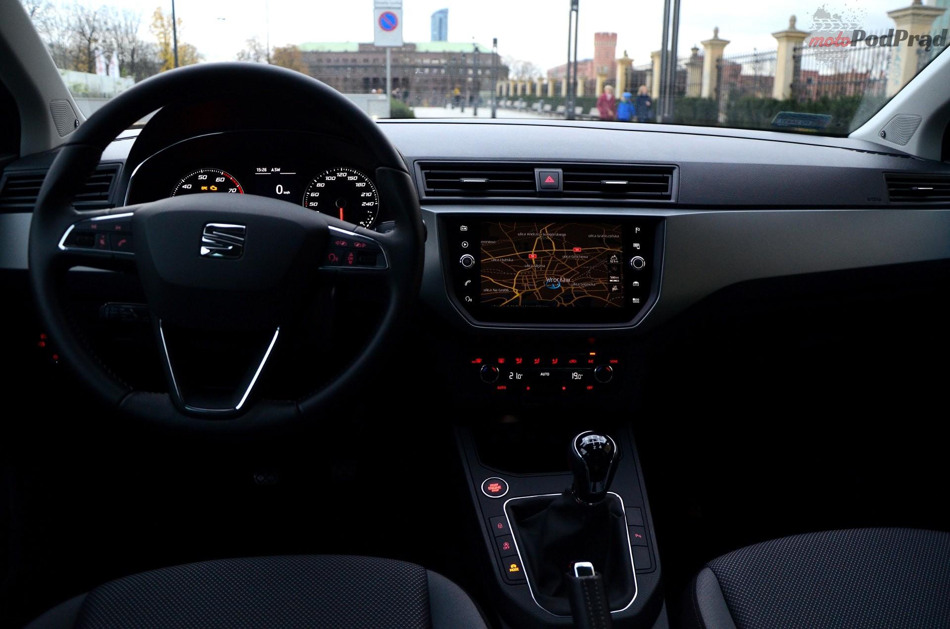Seat Ibiza 11 Test: Seat Ibiza Xcellence 1.0 TSI   prosto i na temat