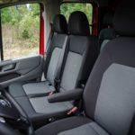 crafter 13 150x150 Test: Volkswagen Crafter2.0TDI 140KM   szyty na miarę