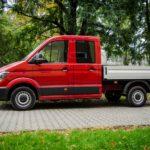 crafter 3 150x150 Test: Volkswagen Crafter2.0TDI 140KM   szyty na miarę
