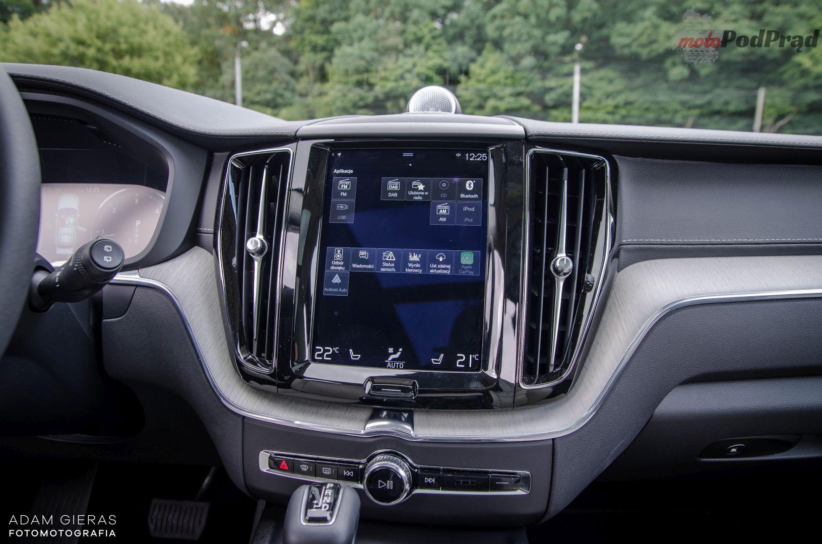 xc60d5 10 Test: Volvo XC60 D5 AWD Inscription   bezpieczeństwo podane ze smakiem