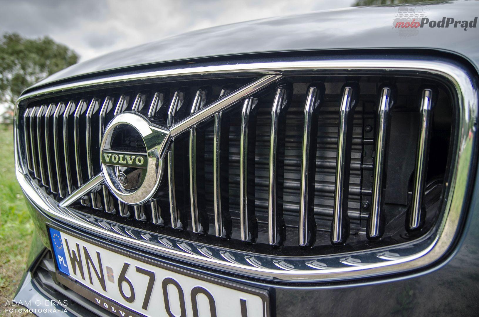 xc60d5 21 Test: Volvo XC60 D5 AWD Inscription   bezpieczeństwo podane ze smakiem