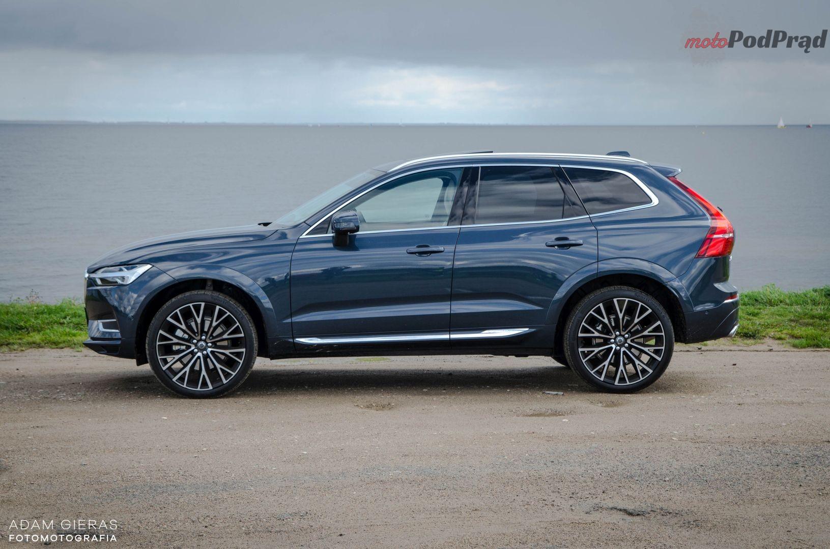 xc60d5 6 Test: Volvo XC60 D5 AWD Inscription   bezpieczeństwo podane ze smakiem
