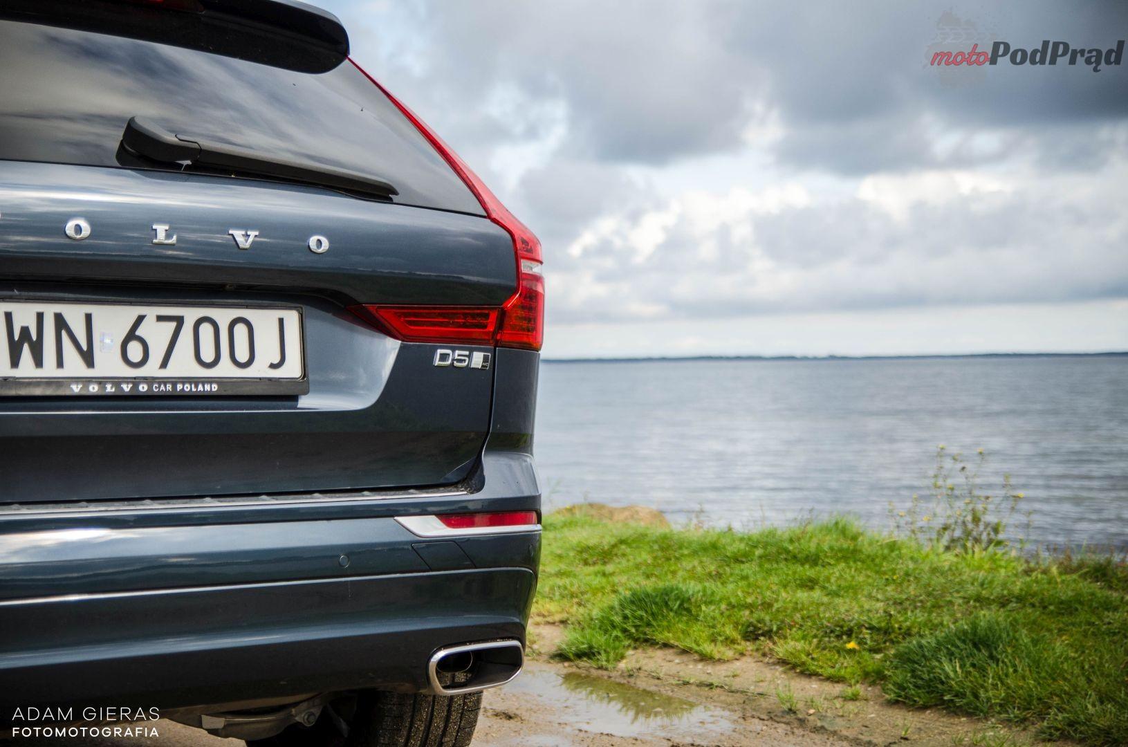xc60d5 9 Test: Volvo XC60 D5 AWD Inscription   bezpieczeństwo podane ze smakiem