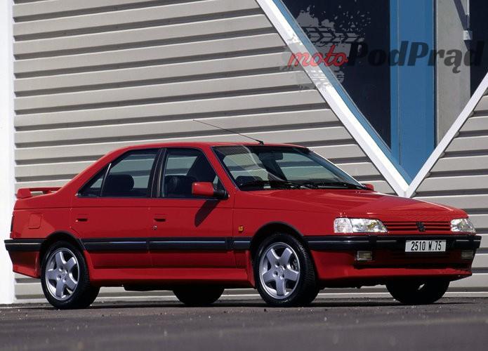 1 Niedostępne w Polsce: Peugeot 405/ Pars od IKCO   30 lat minęło...