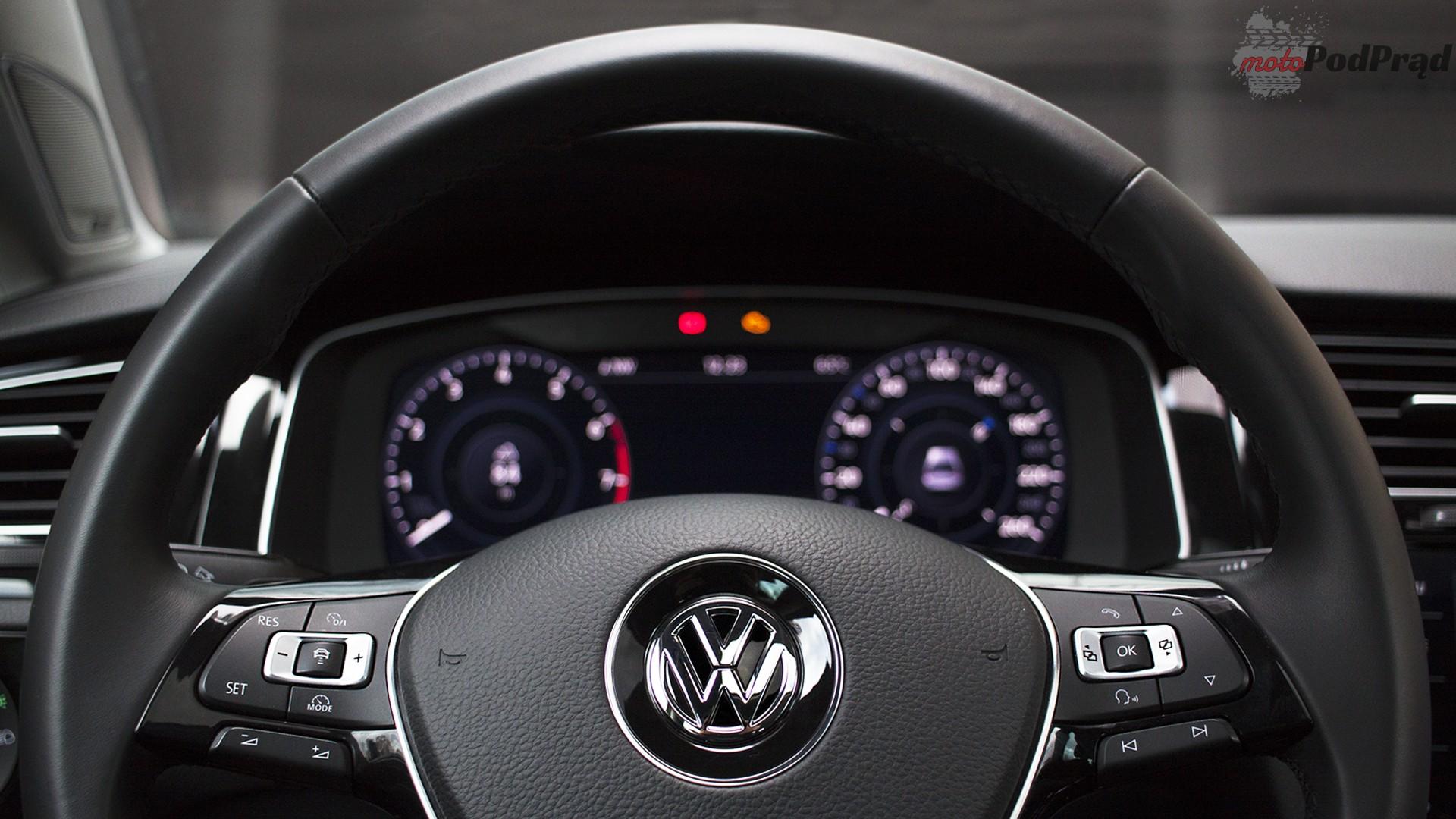11 Test: Volkswagen Golf 1.4 TSI 150KM R line   przyprawiony ze smakiem