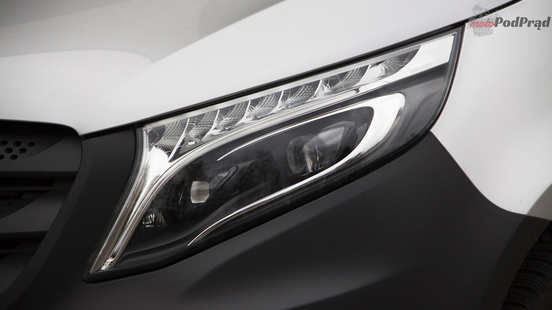 17 1 Test: Mercedes Vito furgon 111 CDI 4x2   blaszak z charakterem