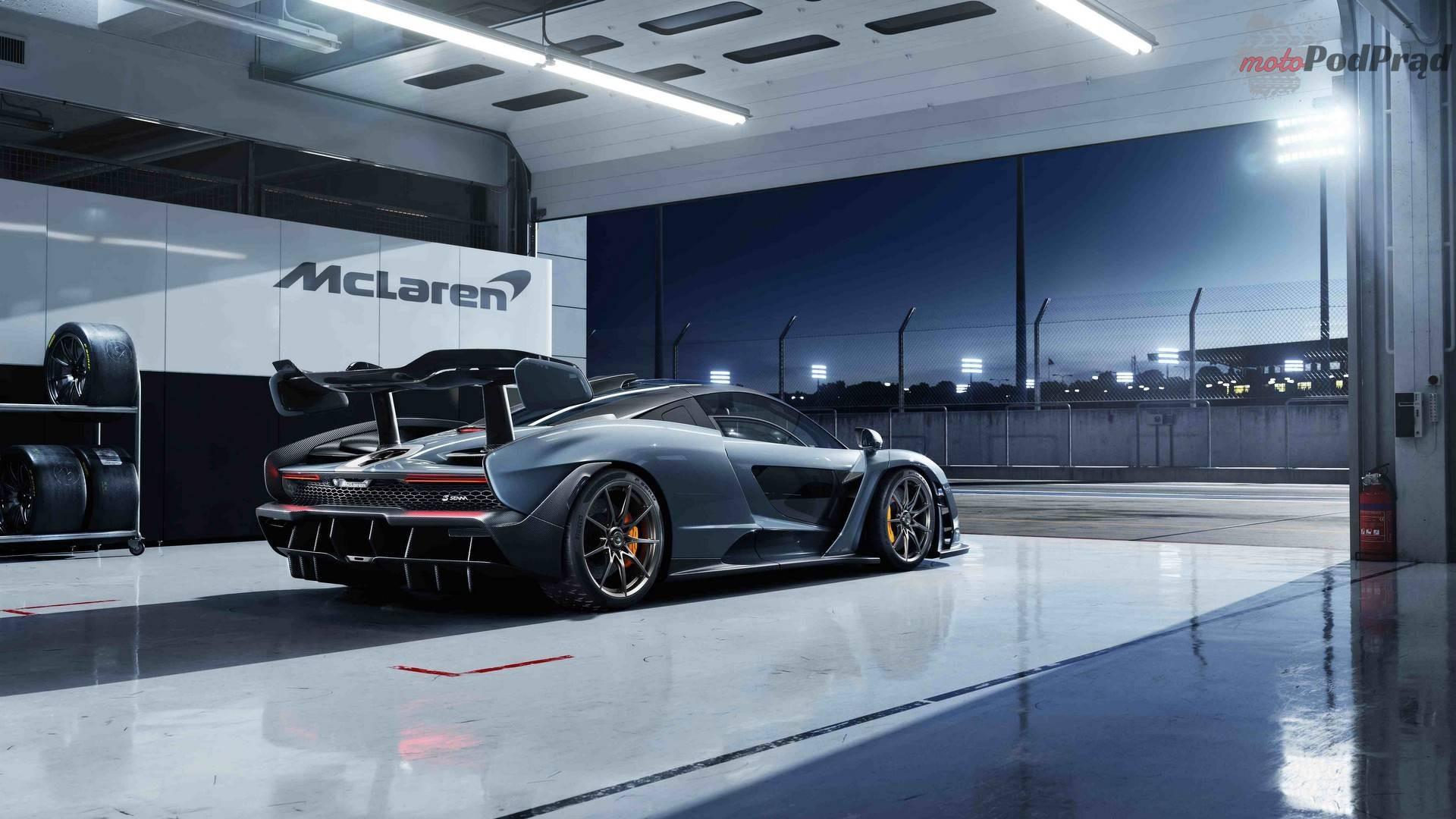 2018 mclaren senna 2 McLaren Senna   drogowy potwór