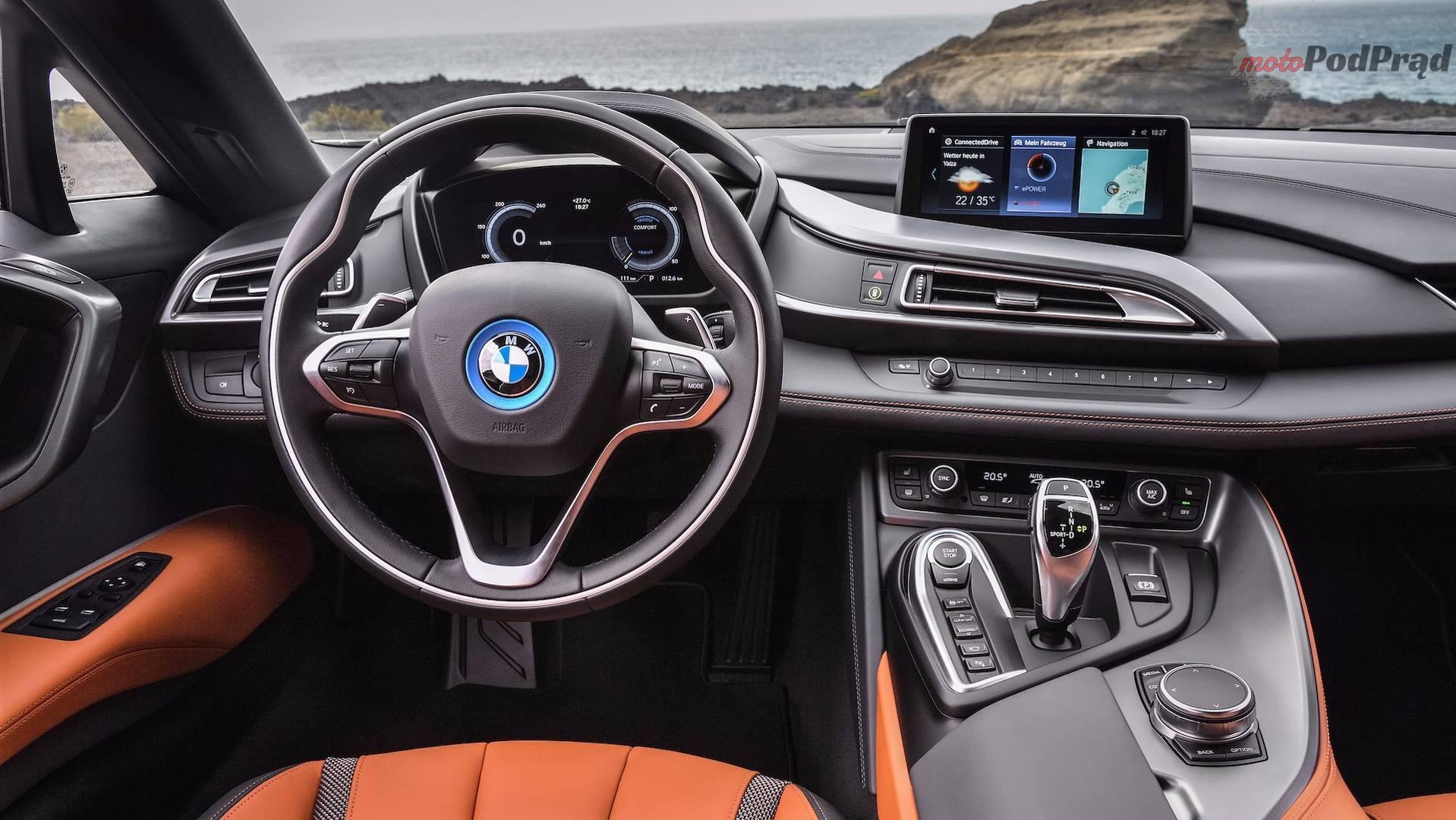 2019 bmw i8 roadster 13 BMW i8 bez dachu oficjalnie