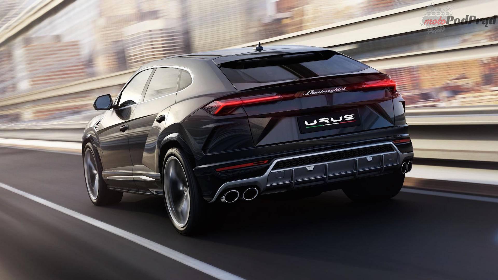 2019 lamborghini urus 2 Lamborghini Urus: nowa definicja SUV a
