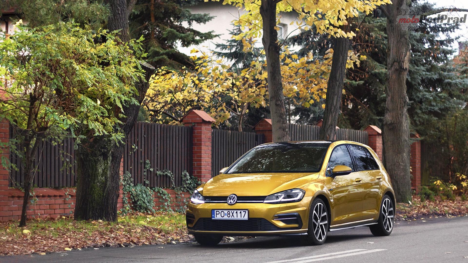 5 Test: Volkswagen Golf 1.4 TSI 150KM R line   przyprawiony ze smakiem