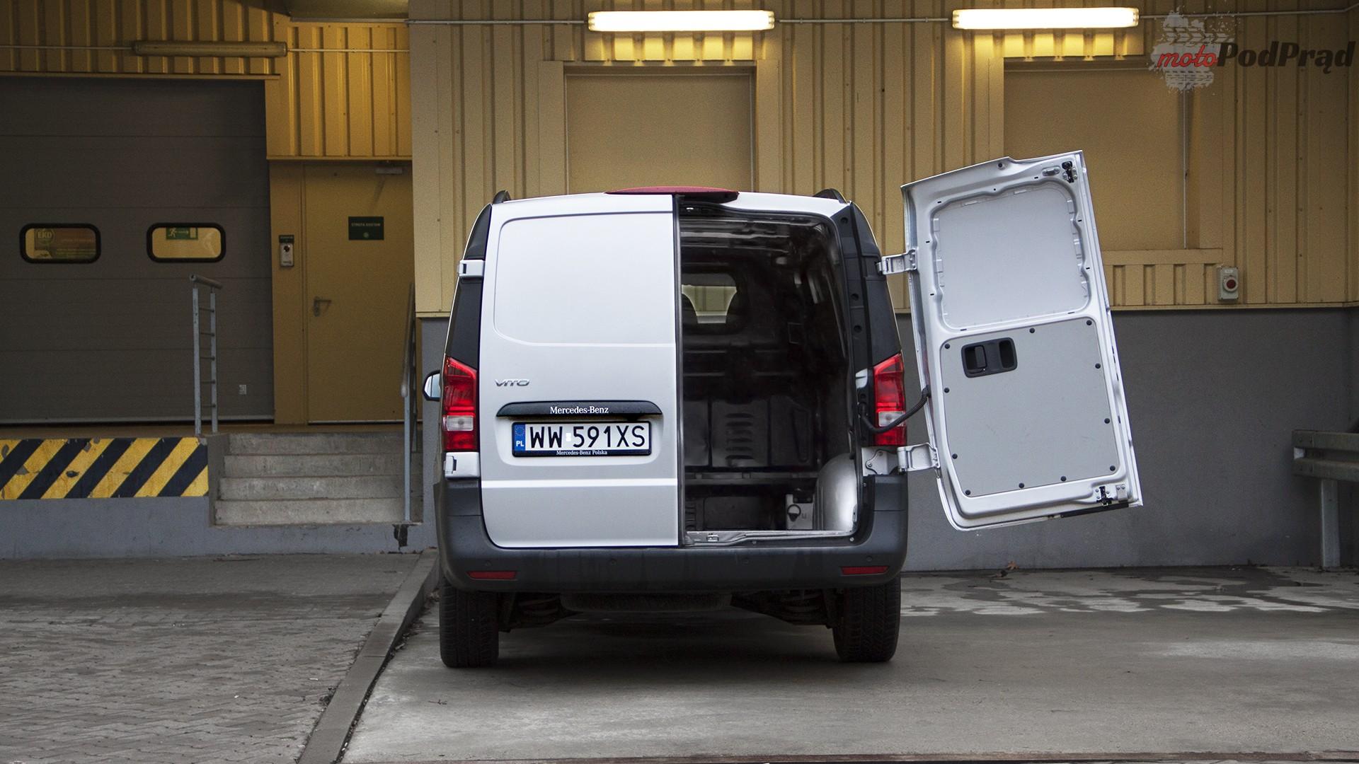 7 1 Test: Mercedes Vito furgon 111 CDI 4x2   blaszak z charakterem