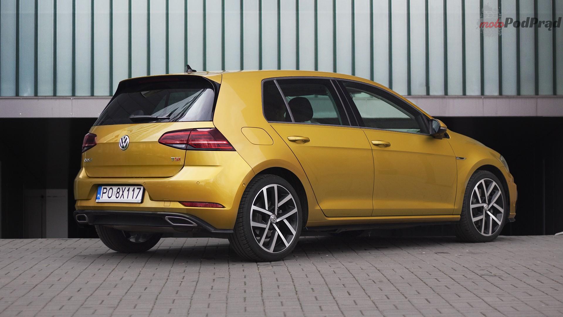 7 Test: Volkswagen Golf 1.4 TSI 150KM R line   przyprawiony ze smakiem