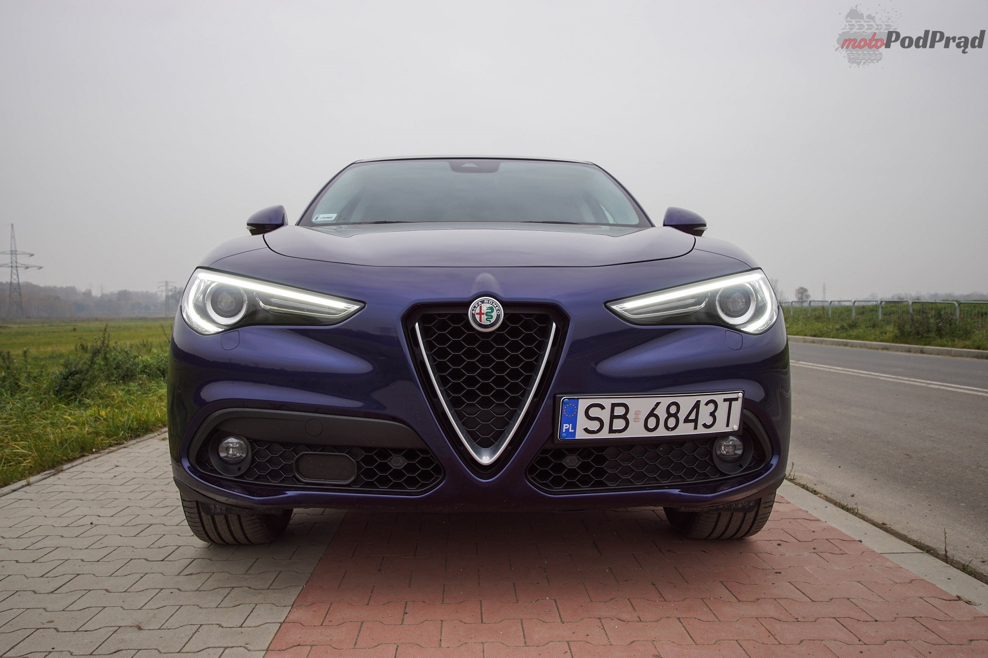 AR Stelvio d 4 Test: Alfa Romeo Stelvio   z dieslem czy benzyną pod maską?
