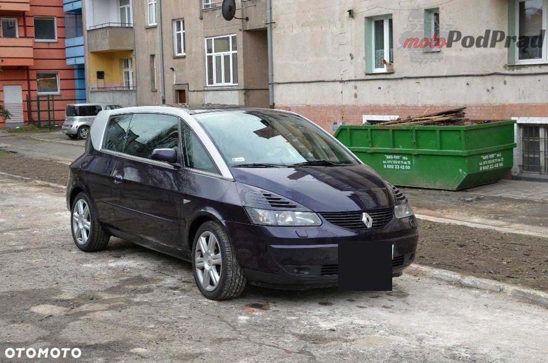 Avantime 2 Znalezione: Renault Avantime. Przyszłość z przeszłości