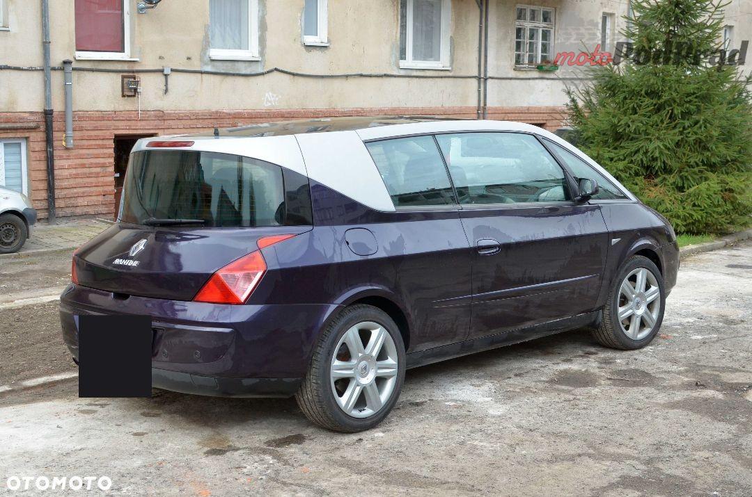 Avantime 3 Znalezione: Renault Avantime. Przyszłość z przeszłości