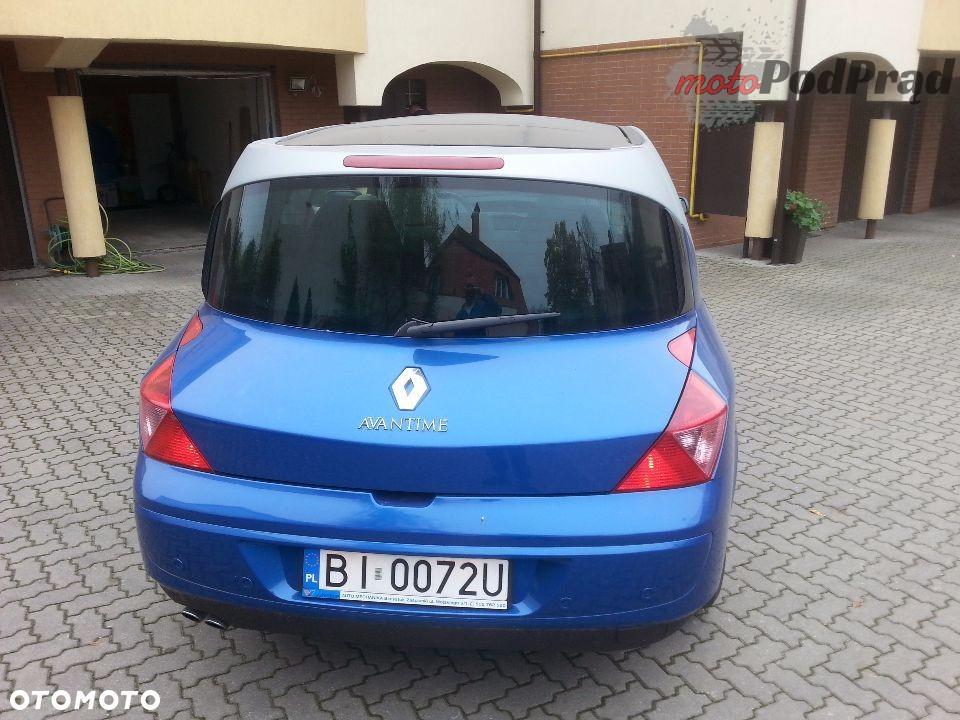 Avantime 5 Znalezione: Renault Avantime. Przyszłość z przeszłości