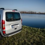 Citan 16 150x150 Test: Mercedes Citan 112 AT   chciałby być vanem, ale?