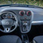 Citan 2 1 150x150 Test: Mercedes Citan 112 AT   chciałby być vanem, ale?