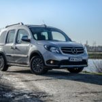 Citan 21 150x150 Test: Mercedes Citan 112 AT   chciałby być vanem, ale?