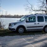 Citan 24 150x150 Test: Mercedes Citan 112 AT   chciałby być vanem, ale?