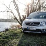 Citan 25 150x150 Test: Mercedes Citan 112 AT   chciałby być vanem, ale?