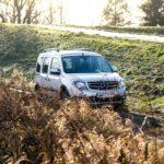 Citan 33 150x150 Test: Mercedes Citan 112 AT   chciałby być vanem, ale?