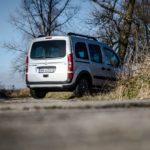 Citan 35 150x150 Test: Mercedes Citan 112 AT   chciałby być vanem, ale?