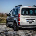 Citan 37 150x150 Test: Mercedes Citan 112 AT   chciałby być vanem, ale?