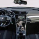 Honda Civic 10 150x150 Test: Honda Civic sedan 1.5 Turbo Elegance   reprezentacyjny kompakt