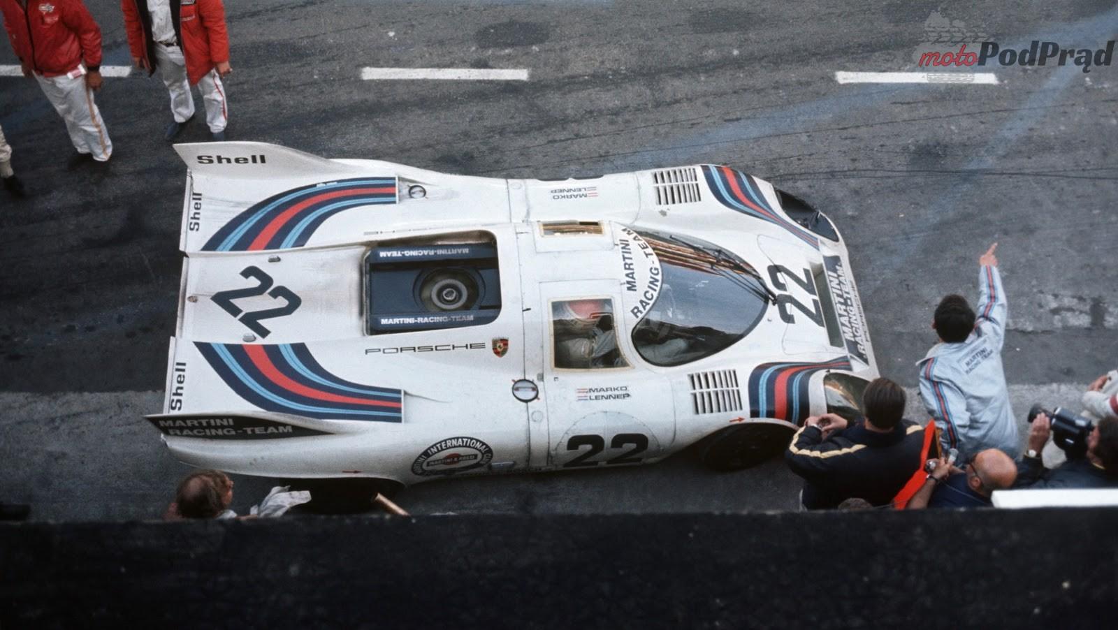 Porsche Macan 9 Porsche Macan w klasycznych malowaniach z LeMans   dlaczego nie?